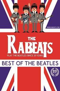 THE RABEATS - Hommage aux Beatles