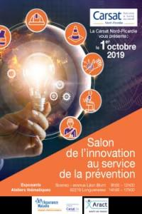 SALON DE L'INNOVATION AU SERVICE DE LA PRÉVENTION