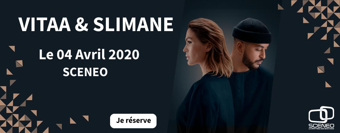 VITAA & SLIMANE_SCENEO_LE 04 AVRIL 2020
